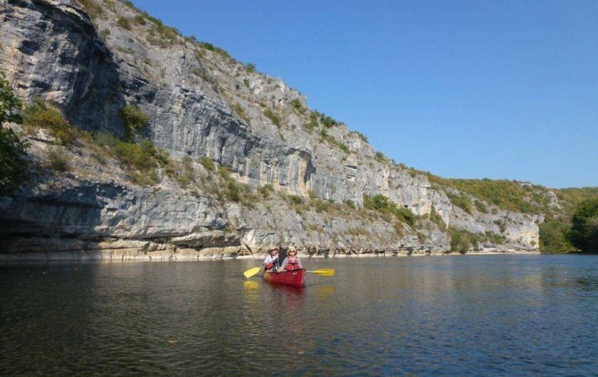 Location de vacances - Maison - Villa à Payrac - sur la Dordogne