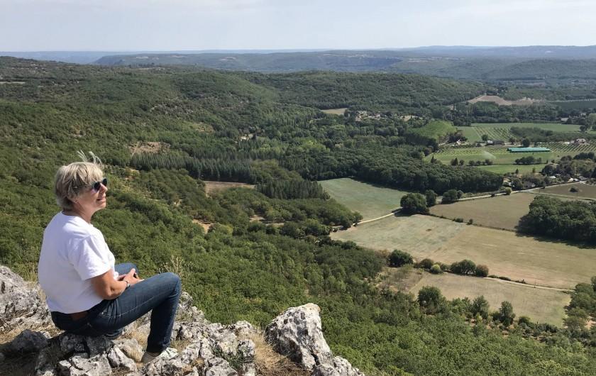 Location de vacances - Maison - Villa à Payrac - Un paysage inoubliable