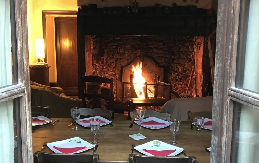 Location de vacances - Maison - Villa à Payrac - Une soirée chez Arne et Silke durant les jours tranquilles