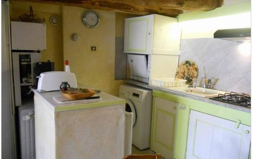 Location de vacances - Gîte à Mas-d'Orcières - Le coin cuisine