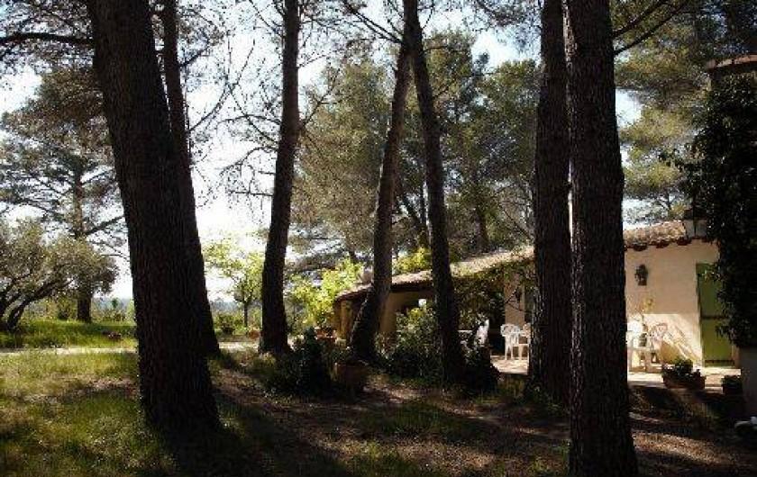 Location de vacances - Mas à Paradou