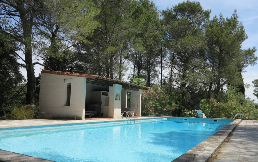 Location de vacances - Mas à Paradou - On y passe le plus claire du temps !