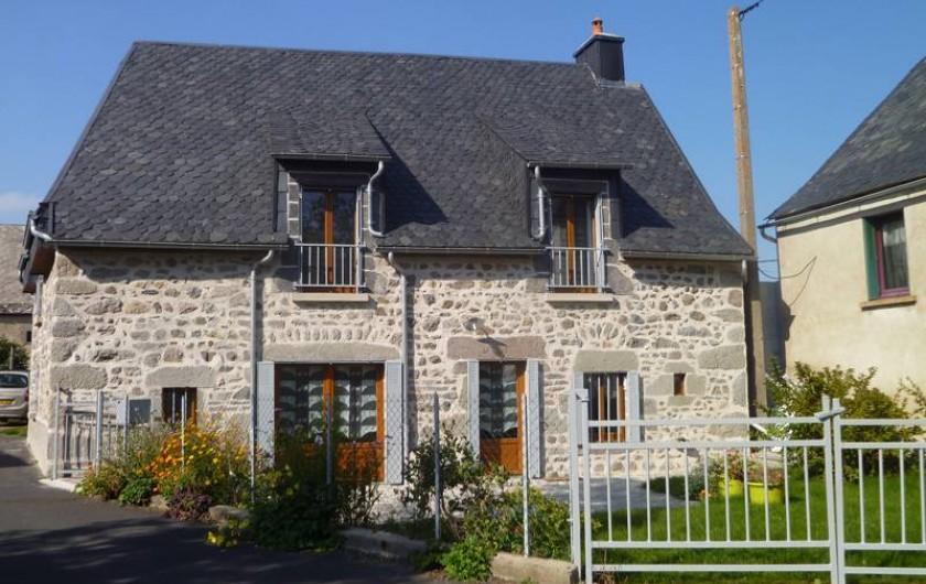 Location de vacances - Maison - Villa à Saint-Victor-la-Rivière - Maison