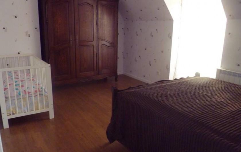 Location de vacances - Maison - Villa à Saint-Victor-la-Rivière - Chambre