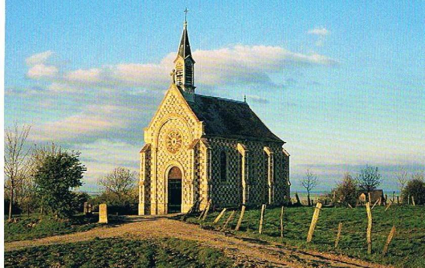 Location de vacances - Gîte à Ponthoile - La chapelle des Marins à St Valéry sur Somme