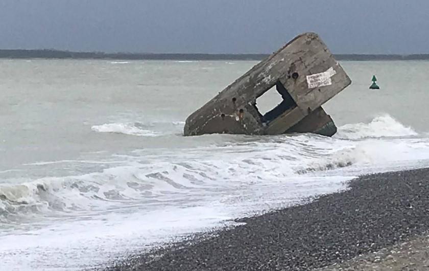 Location de vacances - Gîte à Ponthoile - Blocaus à Cayeux sur Mer