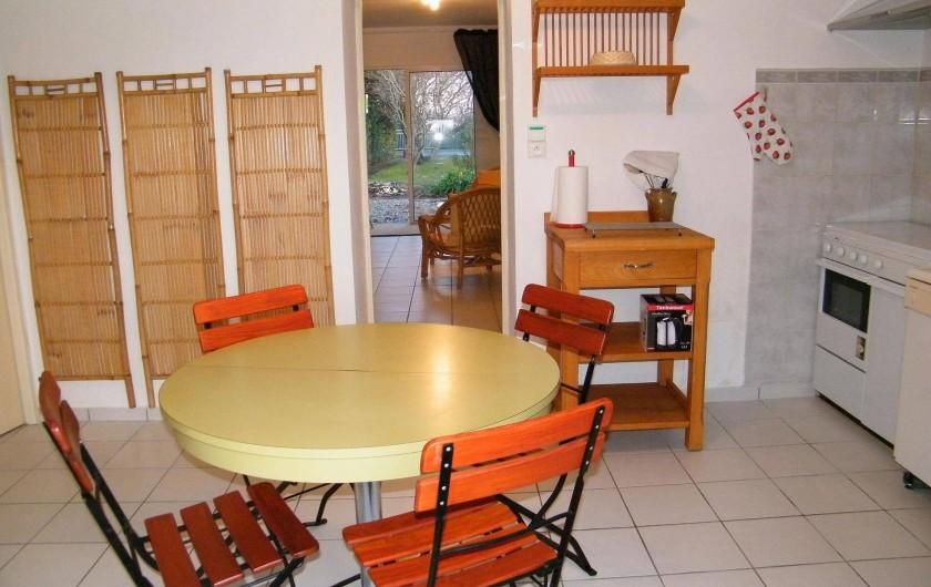 Location de vacances - Appartement à Soulac-sur-Mer