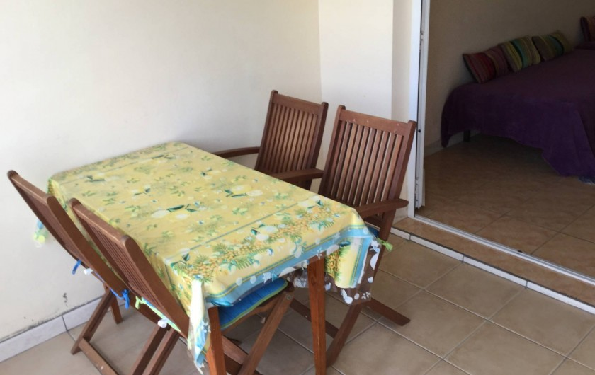 Location de vacances - Appartement à Sainte-Luce