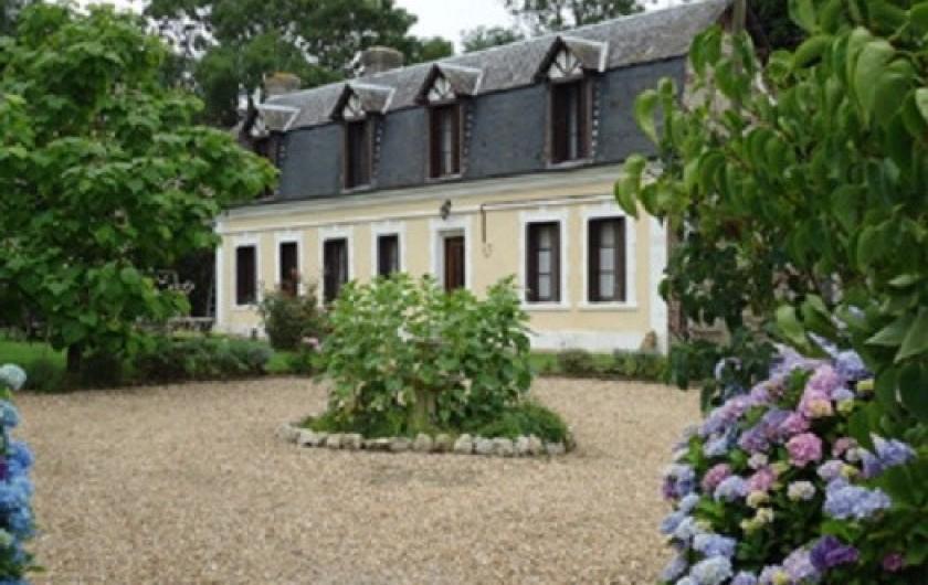 Location de vacances - Chambre d'hôtes à Les Loges