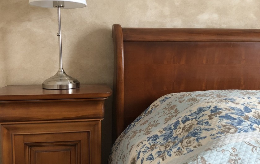 Location de vacances - Chambre d'hôtes à Les Loges - Chambre Syracuse
