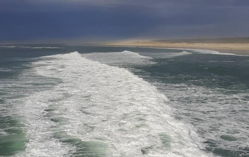 Location de vacances - Chambre d'hôtes à Douville - Une journée a l'océan , Dune du Pilat et Arcachon seulement 2h de route