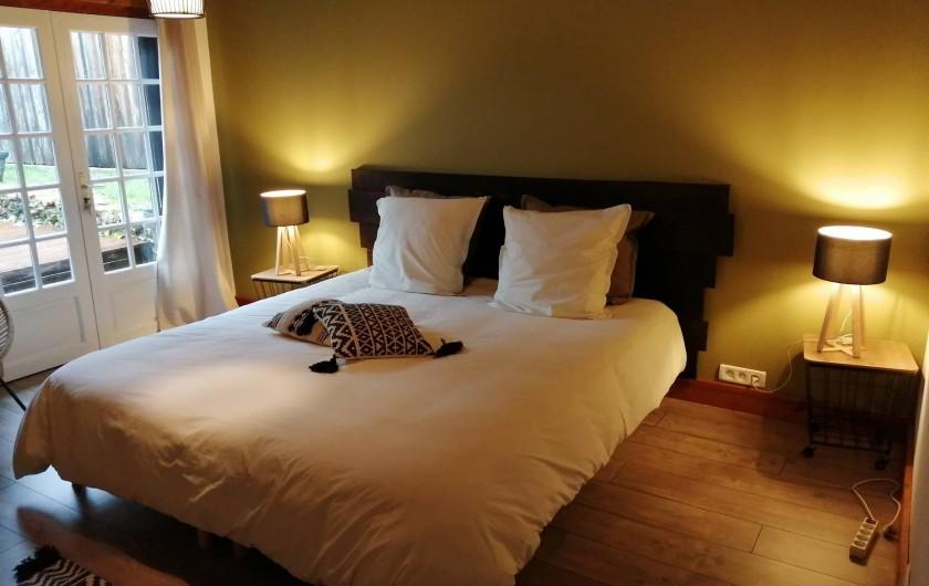 Location de vacances - Chambre d'hôtes à Douville - chambre 4