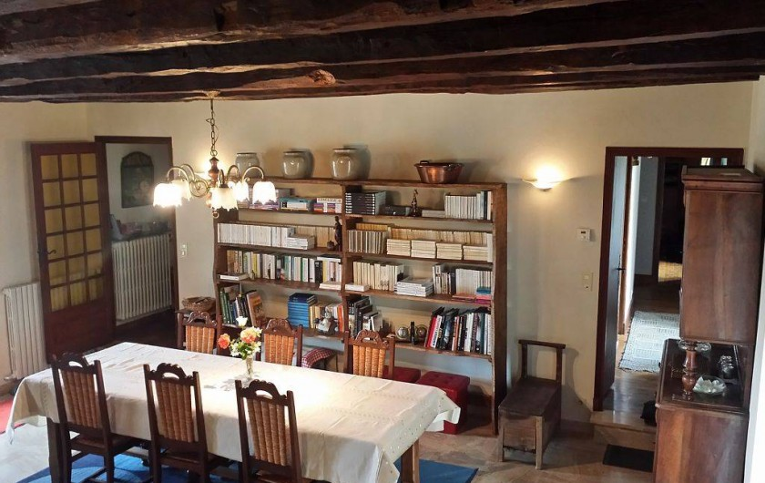 Location de vacances - Villa à Nadaillac-de-Rouge