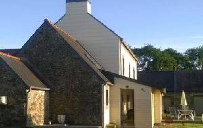 Location de vacances - Gîte à Plougastel-Daoulas