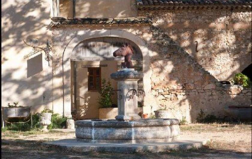 Location de vacances - Maison - Villa à Simiane-la-Rotonde