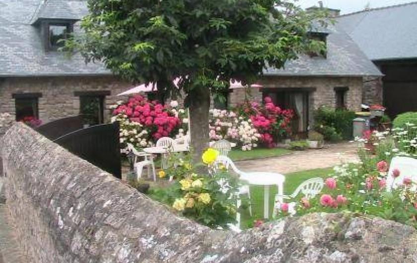 Location de vacances - Gîte à Pléhédel