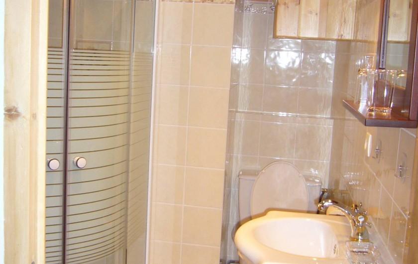 Location de vacances - Maison - Villa à La Grave - La salle d'eau
