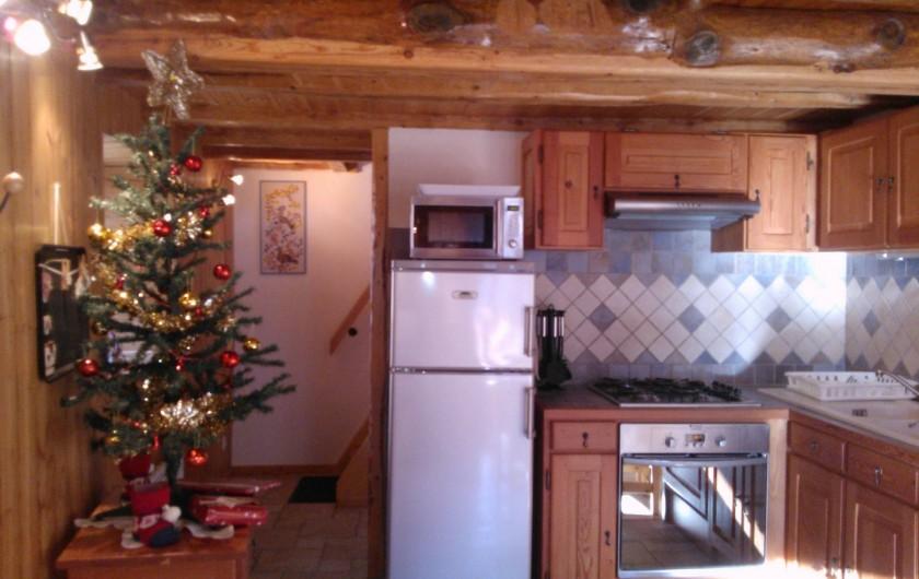 Location de vacances - Maison - Villa à La Grave - Noël à La Lauzette