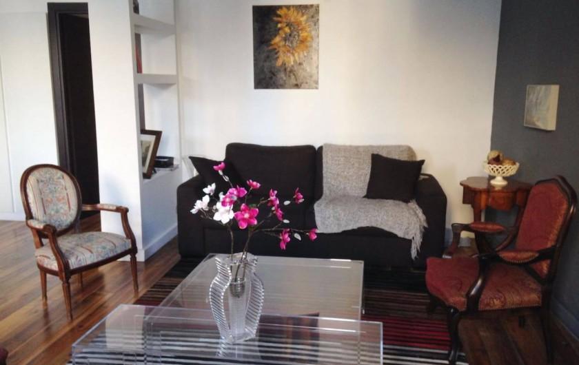 Location de vacances - Appartement à Quimper