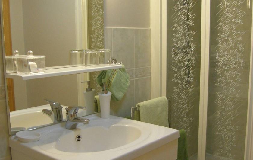 Location de vacances - Chambre d'hôtes à Vecquemont - CASA: Chambre d'hôte Clairière