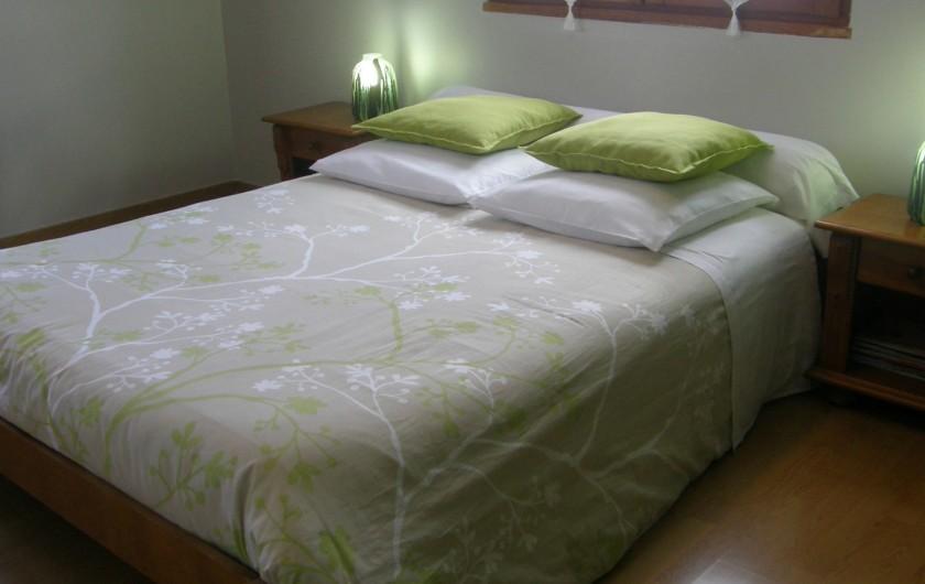Location de vacances - Chambre d'hôtes à Vecquemont - CASA: Accueil