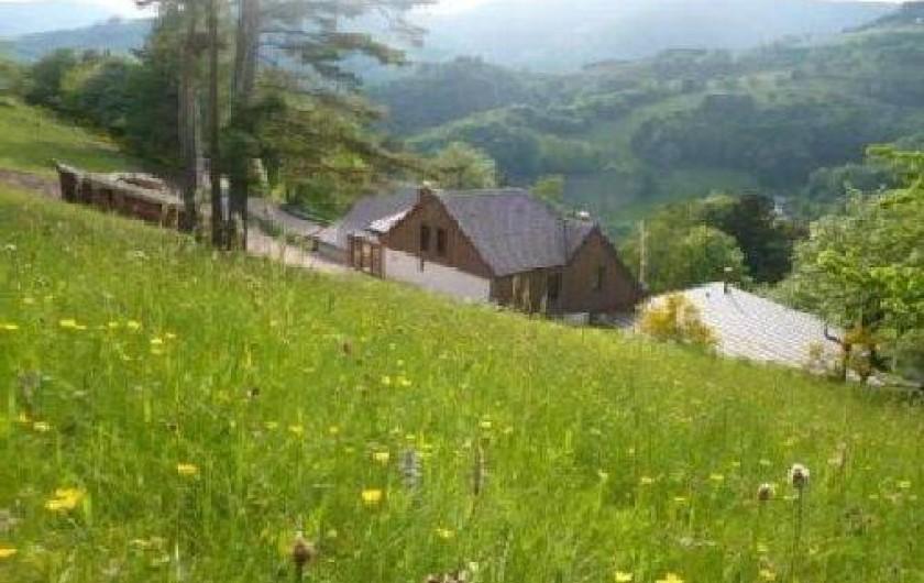 Location de vacances - Gîte à Fréland
