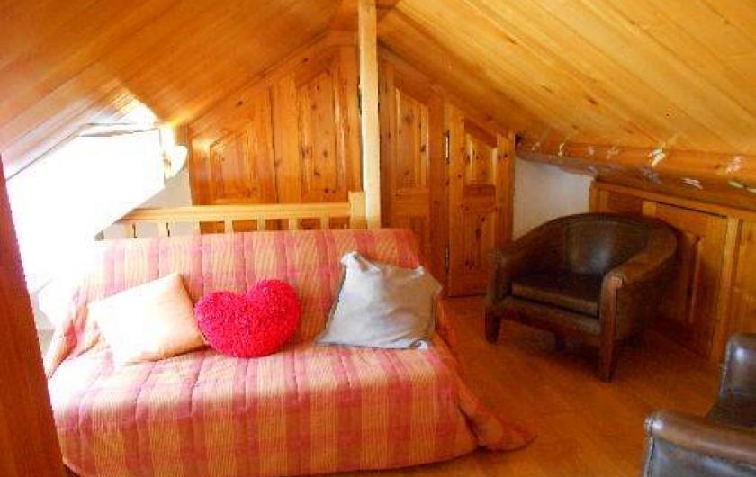 Location de vacances - Appartement à La Bathie