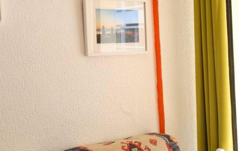Location de vacances - Appartement à Costa da Caparica - Detail de la salle