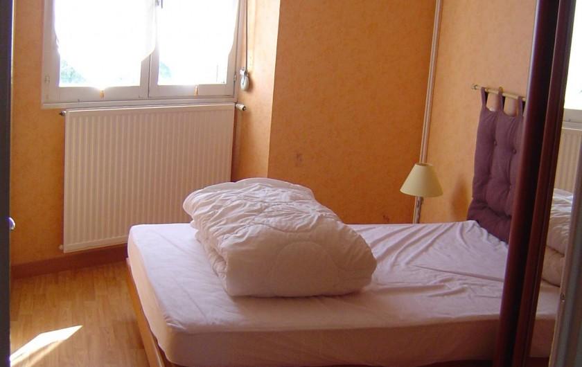 Location de vacances - Appartement à Malo-les-Bains - Chambre