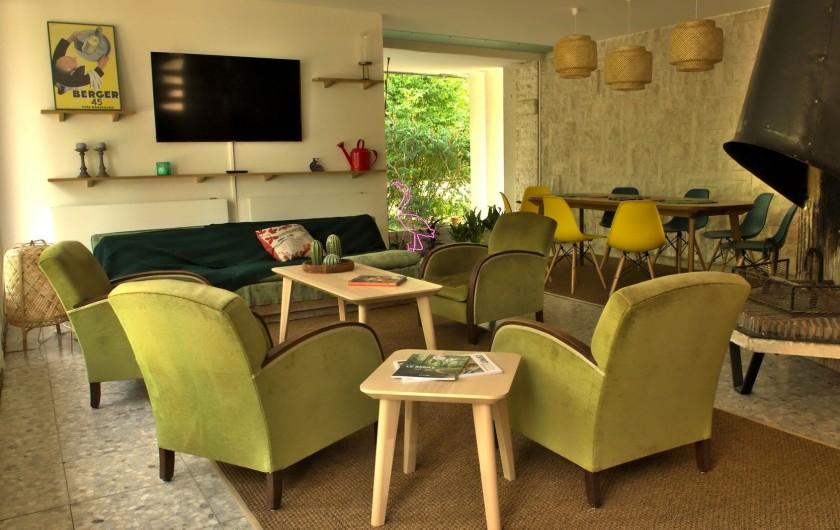 Location de vacances - Villa à Argy