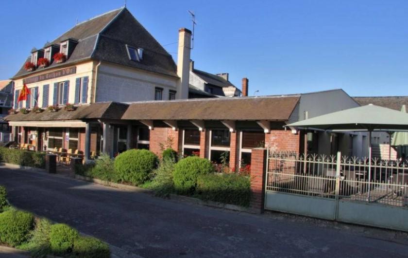 Location de vacances - Hôtel - Auberge à Beuzeville