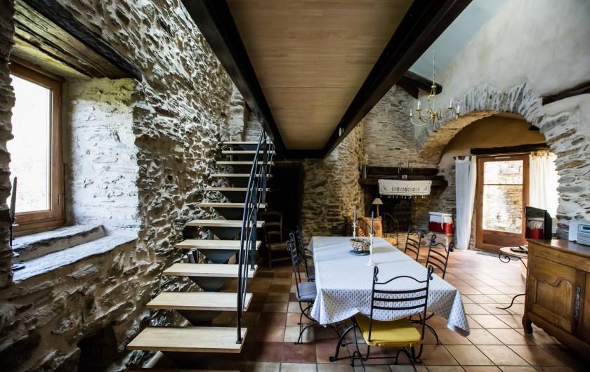Location de vacances - Gîte à Colombières-sur-Orb - l'écrivain, gîtes du château de Colombières