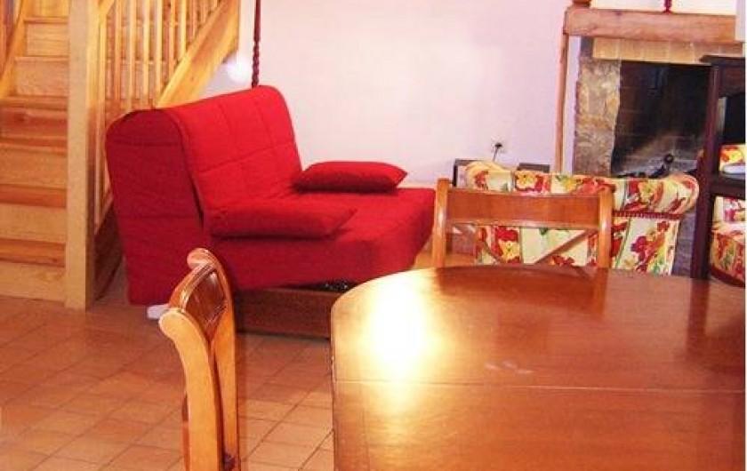 Location de vacances - Gîte à Colombières-sur-Orb - gîtes du château de Colombières