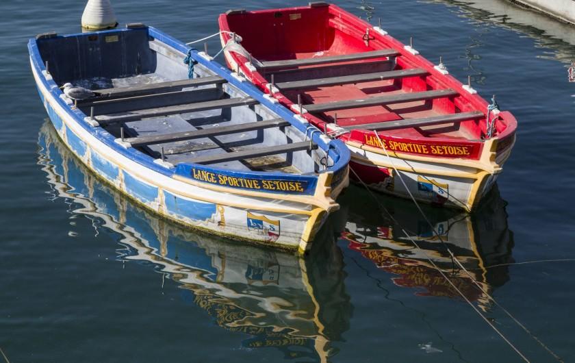 Location de vacances - Appartement à Sète - 2 Barques références de Sète