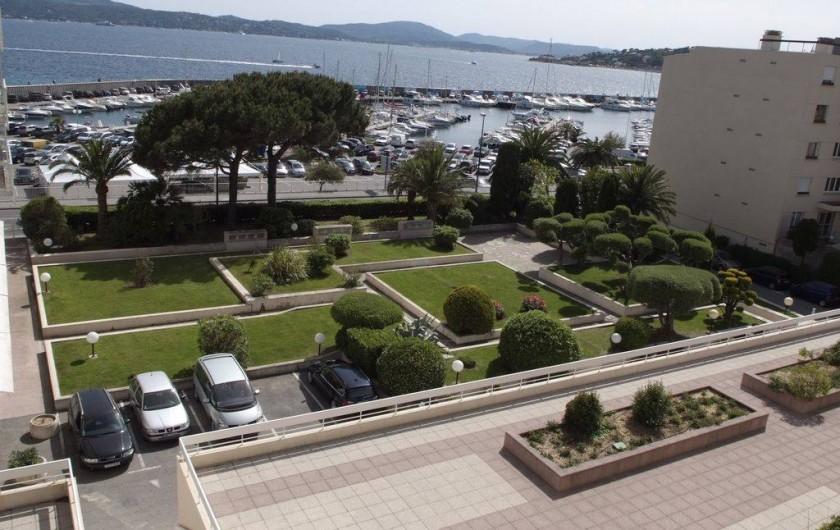 Location de vacances - Appartement à Sainte-Maxime