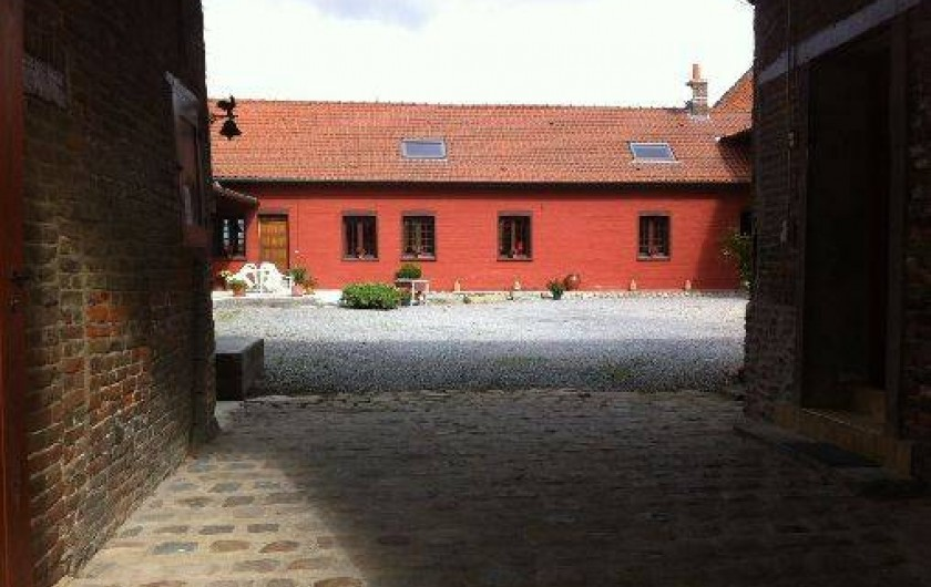 Location de vacances - Studio à Fretin