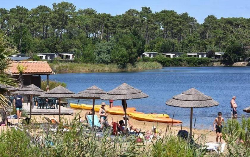 Location de vacances - Bungalow - Mobilhome à Lège-Cap-Ferret