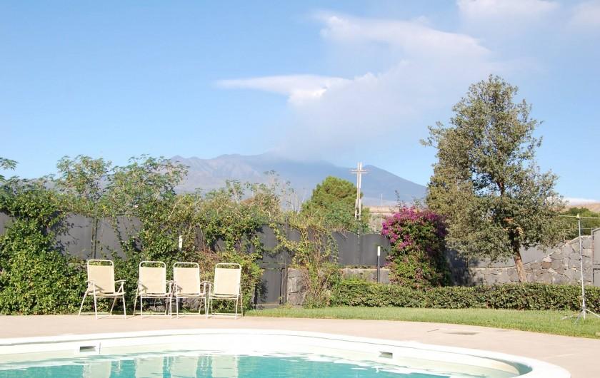 Location de vacances - Appartement à Acireale - Etna et piscine