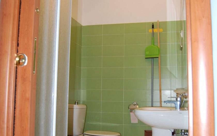 Location de vacances - Appartement à Acireale - salle de bain