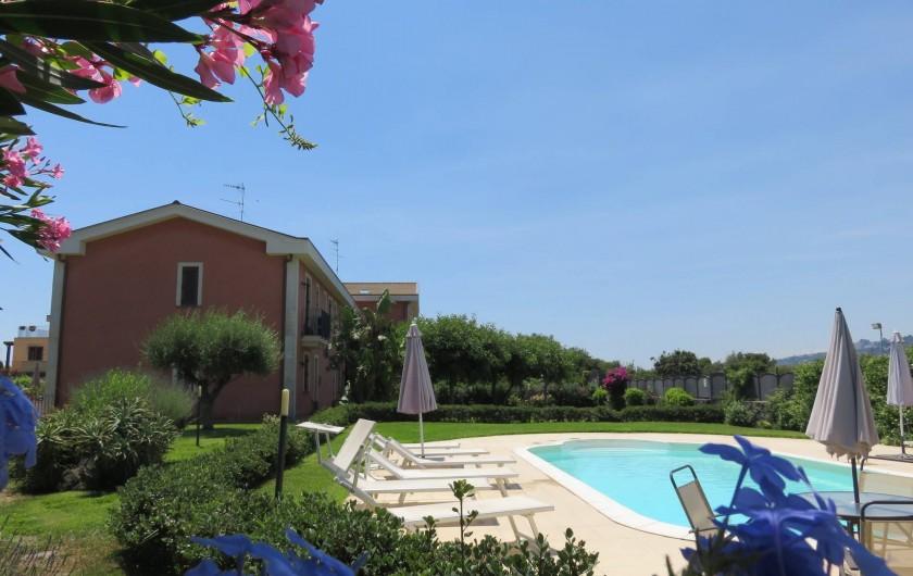 Location de vacances - Appartement à Acireale - Residence Trinacria