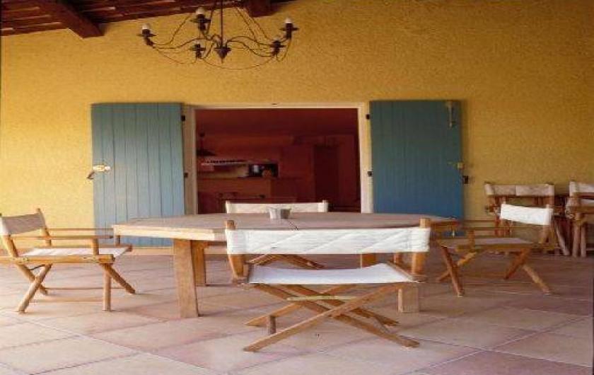 Location de vacances - Gîte à Pierrefeu-du-Var