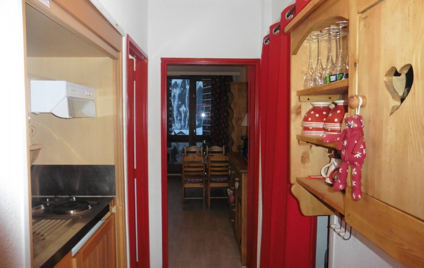 Location de vacances - Studio à Villarembert