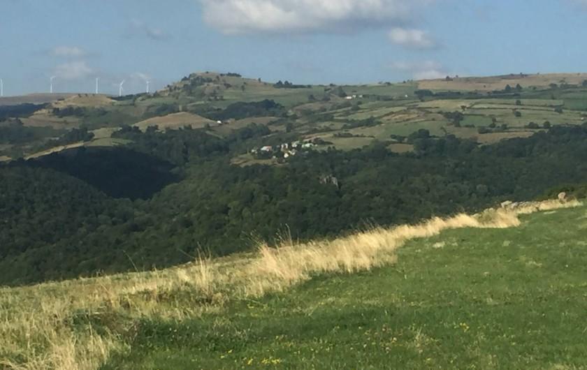 Location de vacances - Maison - Villa à Grenier-Montgon - les environs