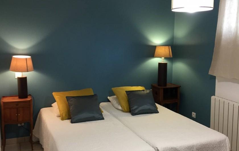 Location de vacances - Chambre d'hôtes à Andé - chambre familial gite eure