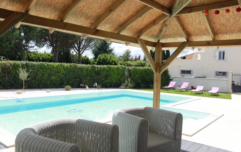 Location de vacances - Villa à Sorgues
