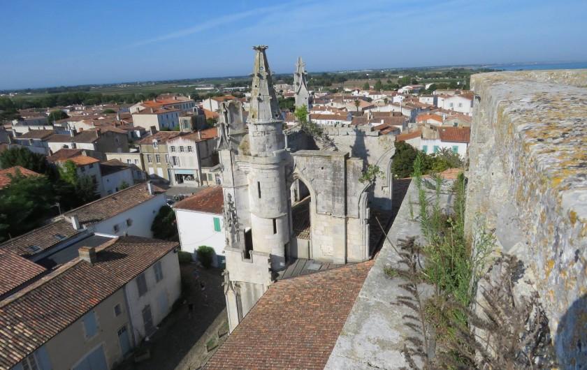 Location de vacances - Villa à Ars-en-Ré - Vue générale  Saint Martin de Ré