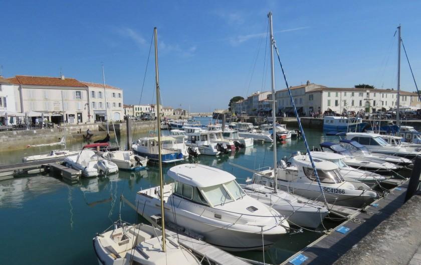 Location de vacances - Villa à Ars-en-Ré - Le port Saint Martin de Ré