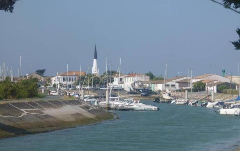 Location de vacances - Villa à Ars-en-Ré - Le port  ARS EN RE