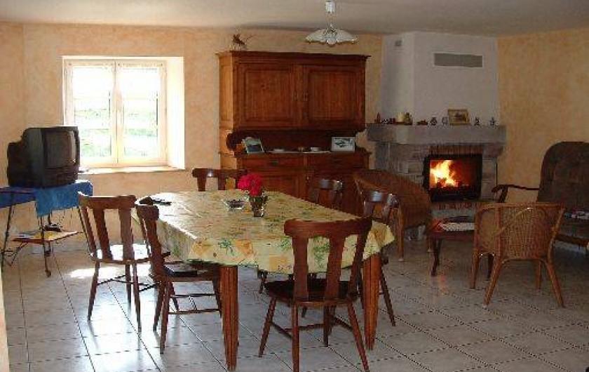 Location de vacances - Gîte à Girmont-Val-d'Ajol