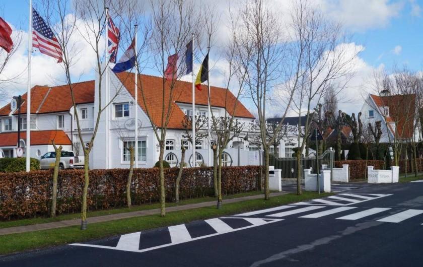 Location de vacances - Studio à Knocke-Heist